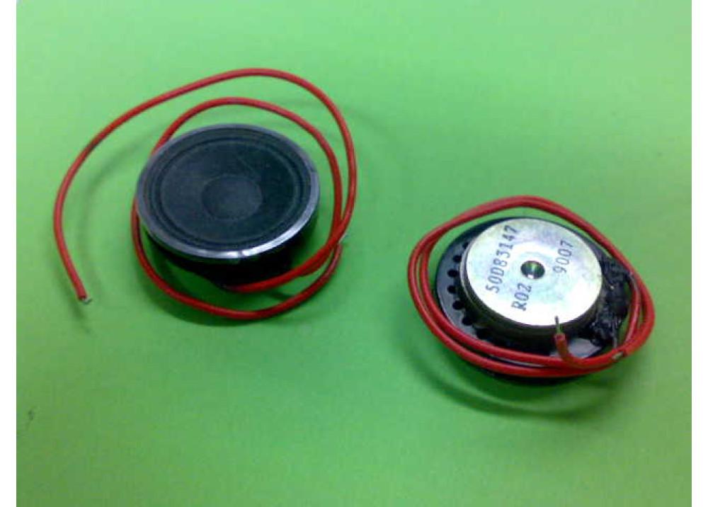 Speaker 1W 4ohm 2.5cm