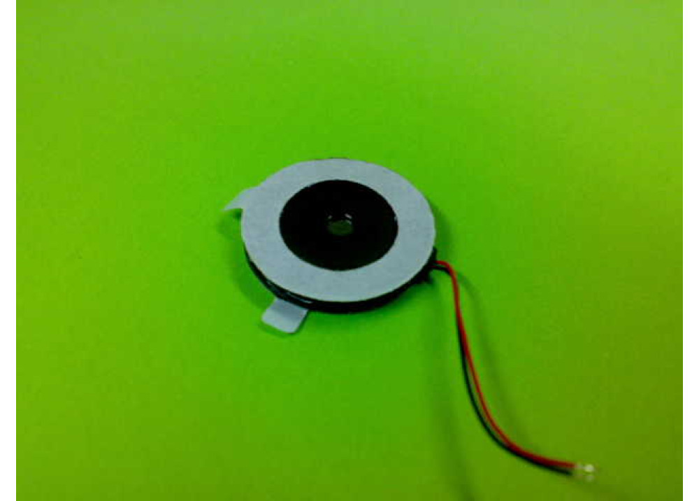CRYSTAL Speaker 22mm