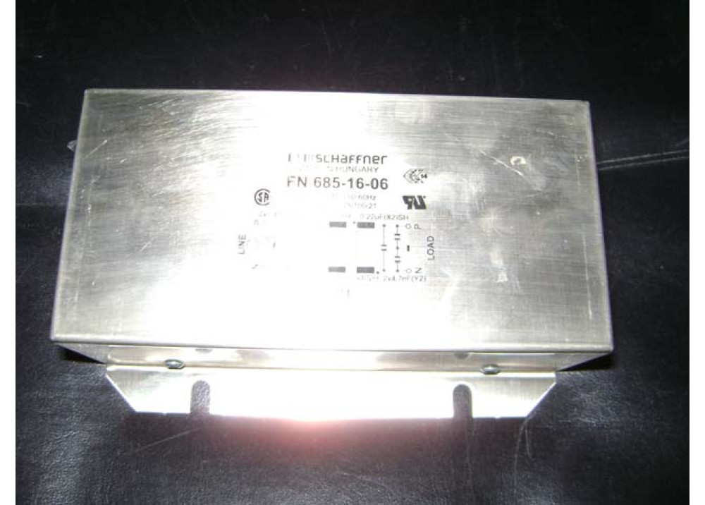 NOISE FILTER FN685-16-06 250VAC 16A