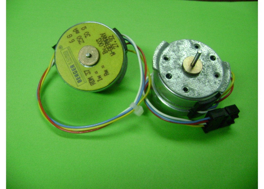 Arduino Mini stepper motor RDM37
