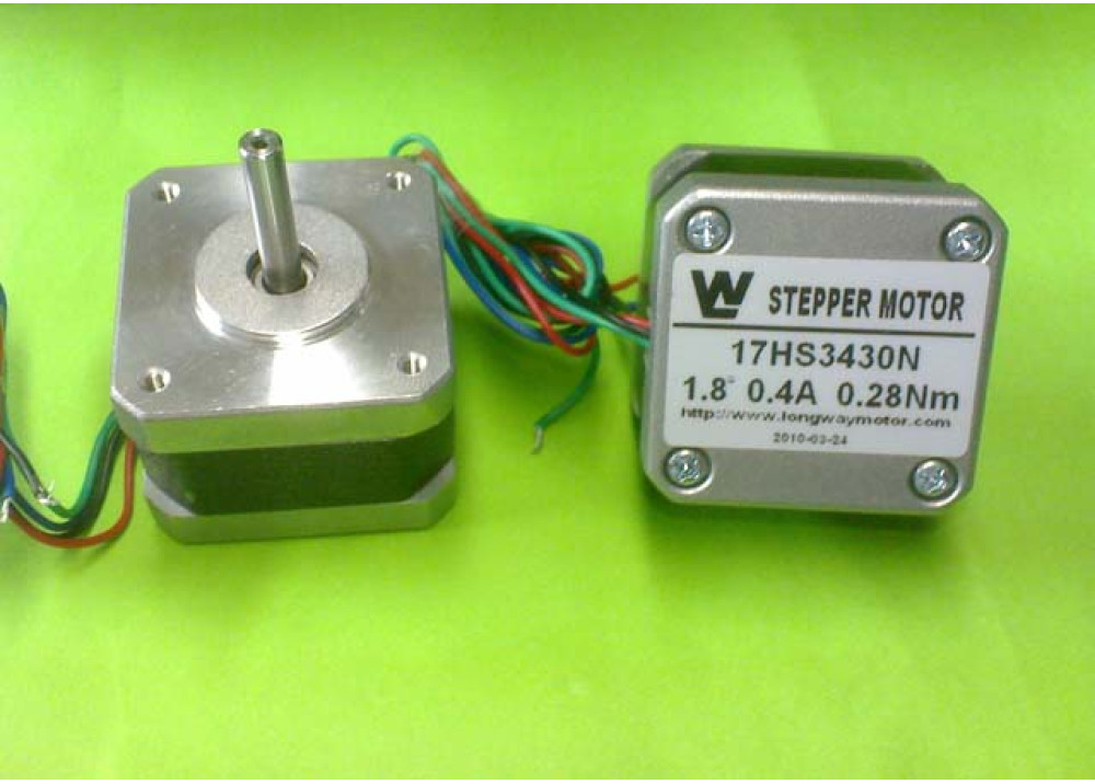 STEPPER MOTOR 17HS3430N