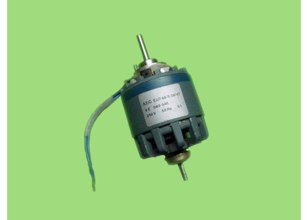 MOTOR AEG EAR-68N 38/4T 220V 50Hz