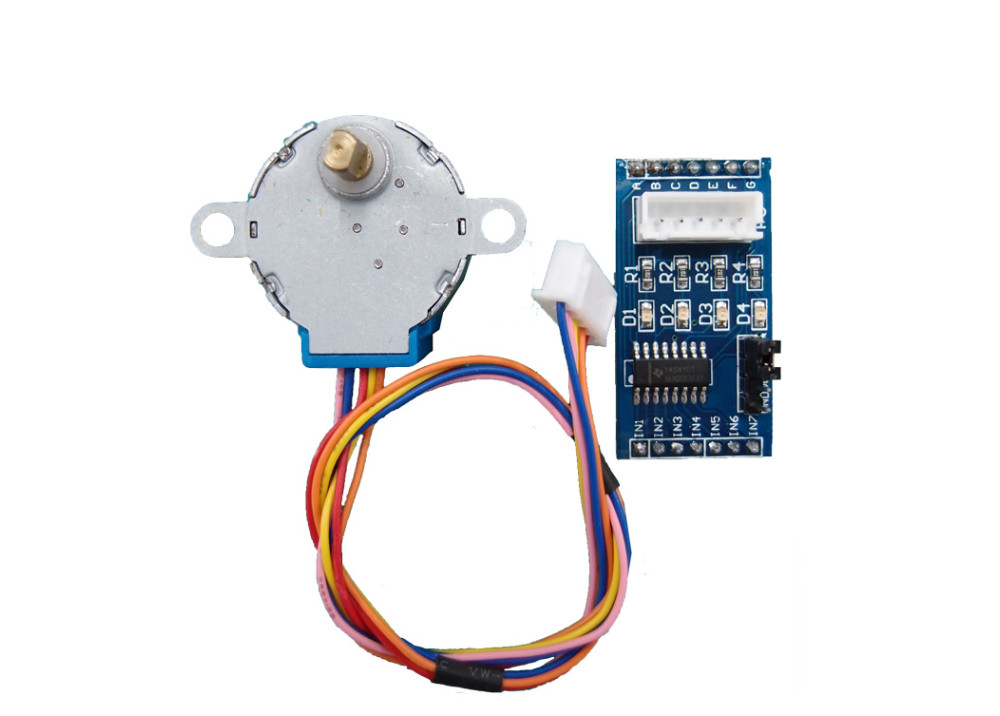Arduino Stepper Motor  SMD Blue ULN2003 Step Motor driver+ULN2003 28byj-48 step motor