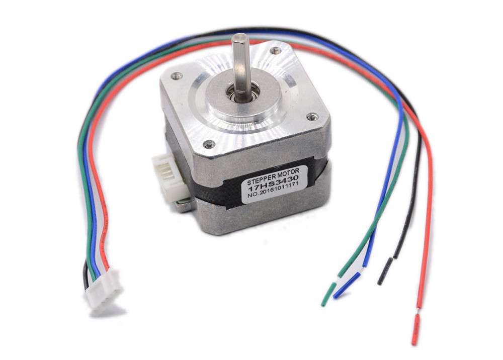 Arduino STEPPER MOTOR 4 Wire 17HS3430
