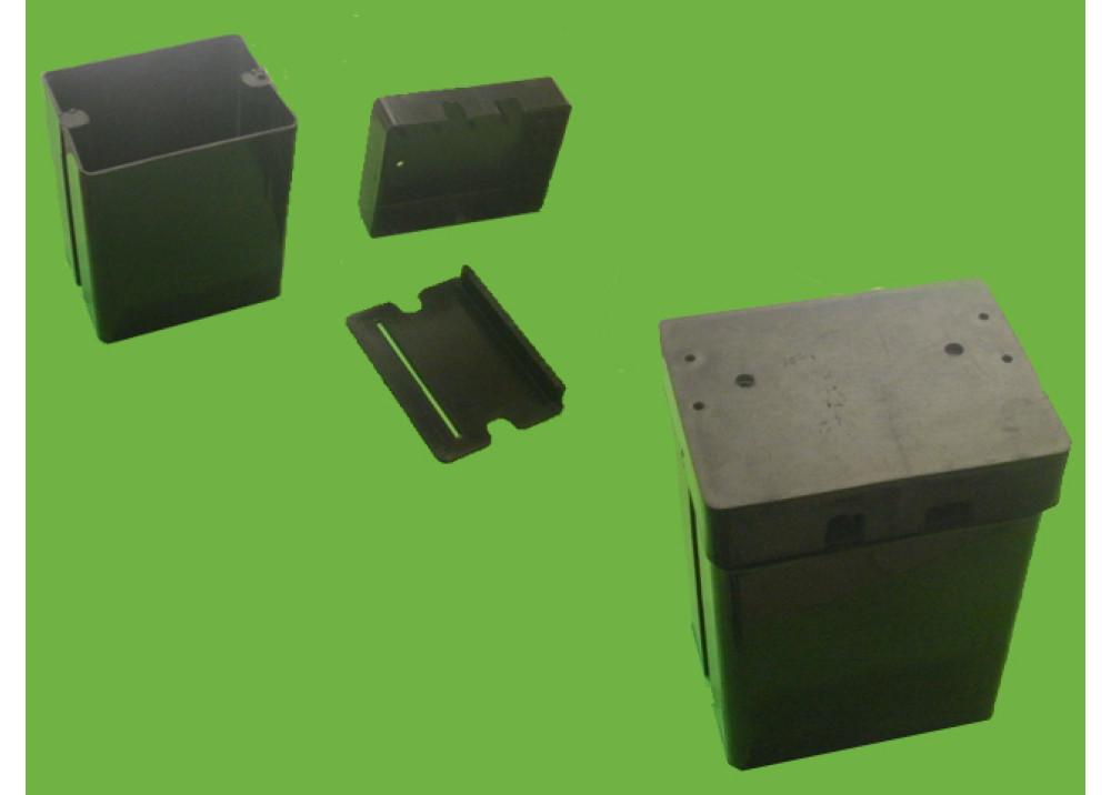 Enclure 3PCS 11.5X8.3X6.3cm