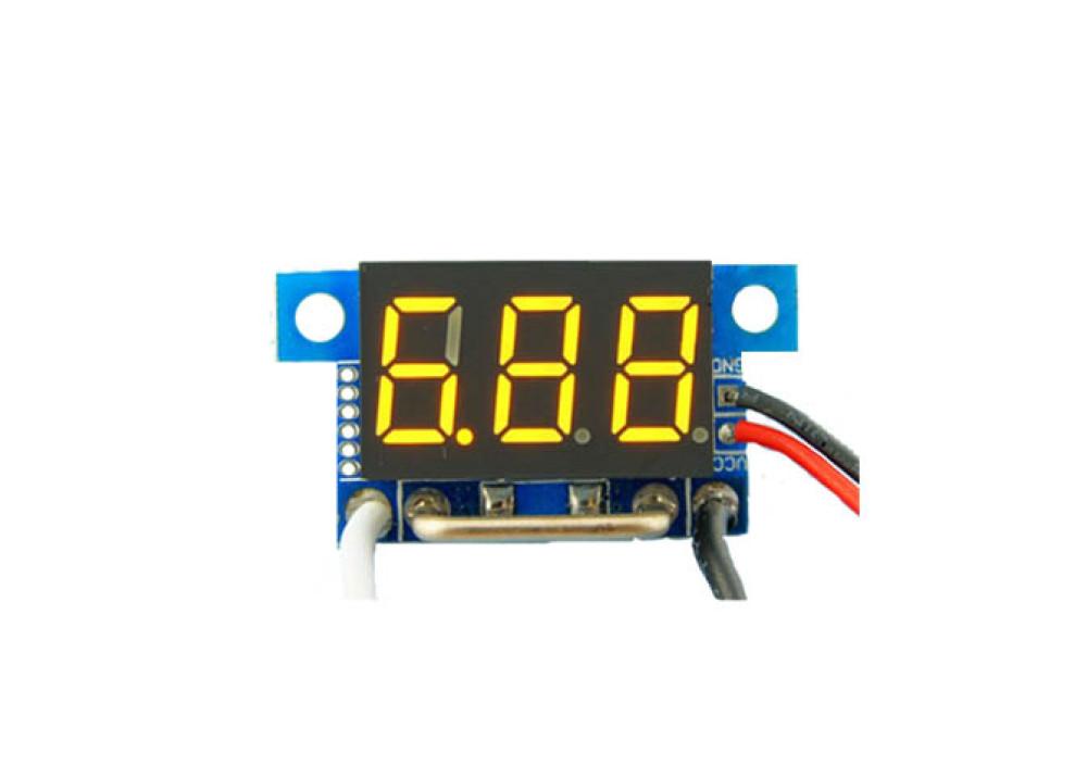 Mini Digital DC Current Meter 0A~10A
