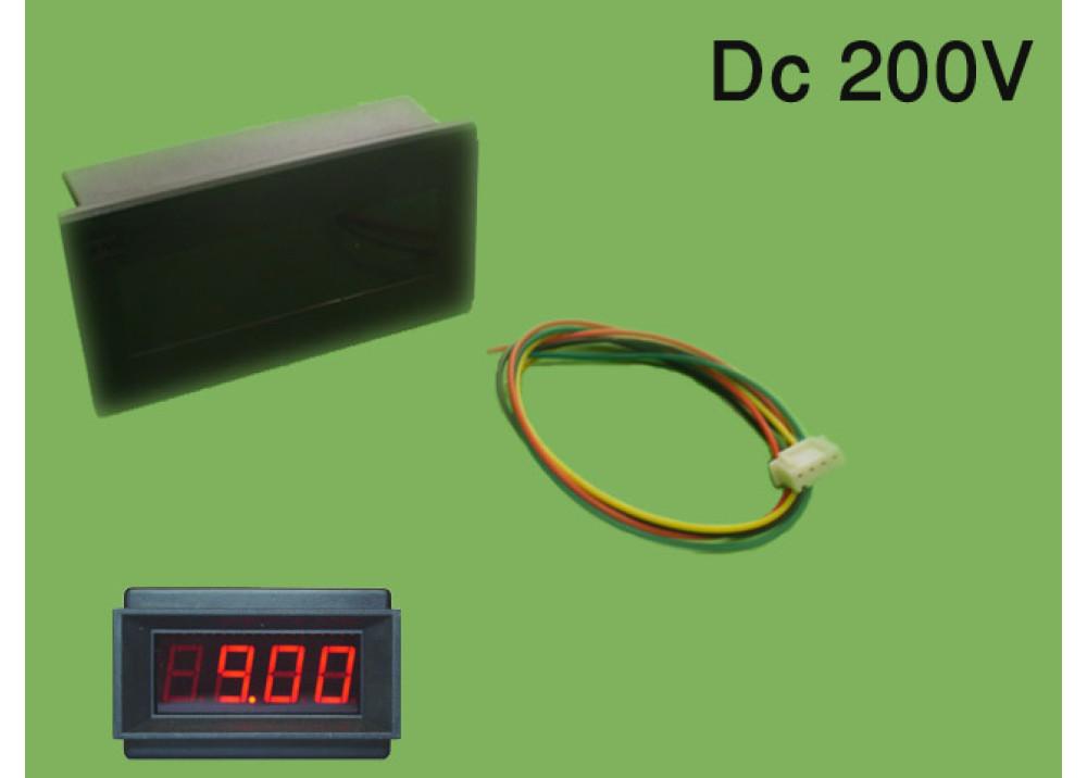 DIGITAL PANEL METER CW5135B DC200V