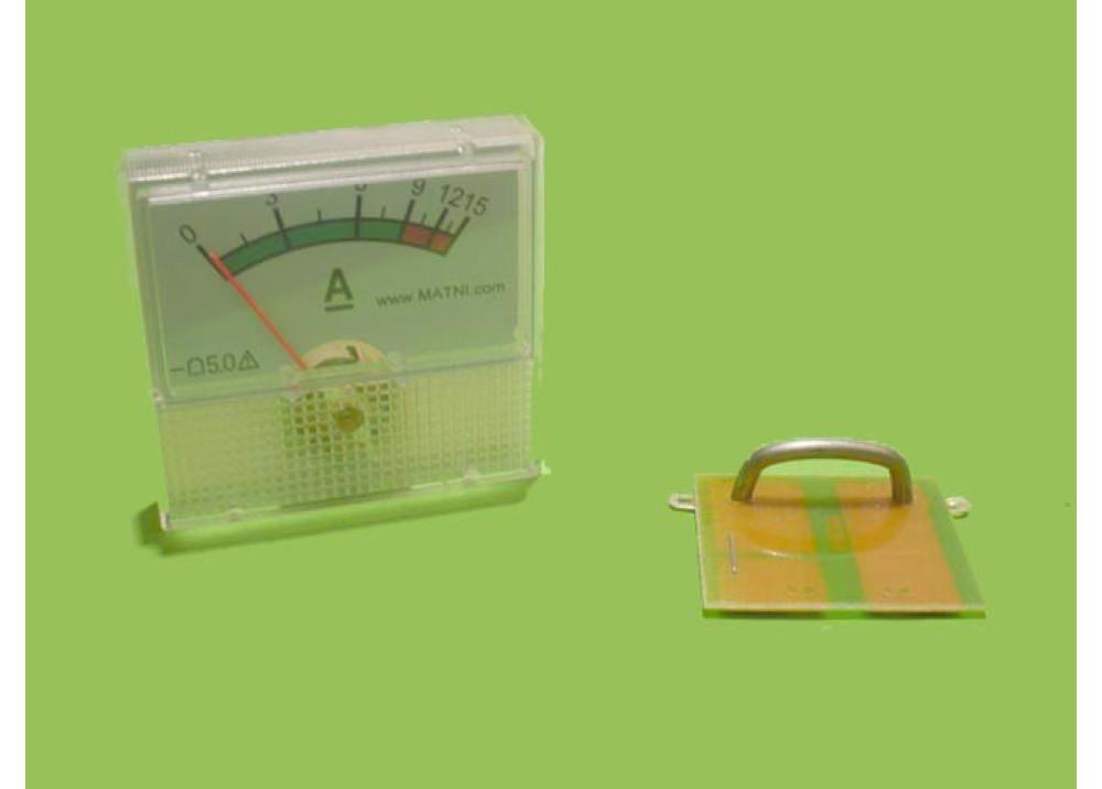 Analog  AMP Meter 15A