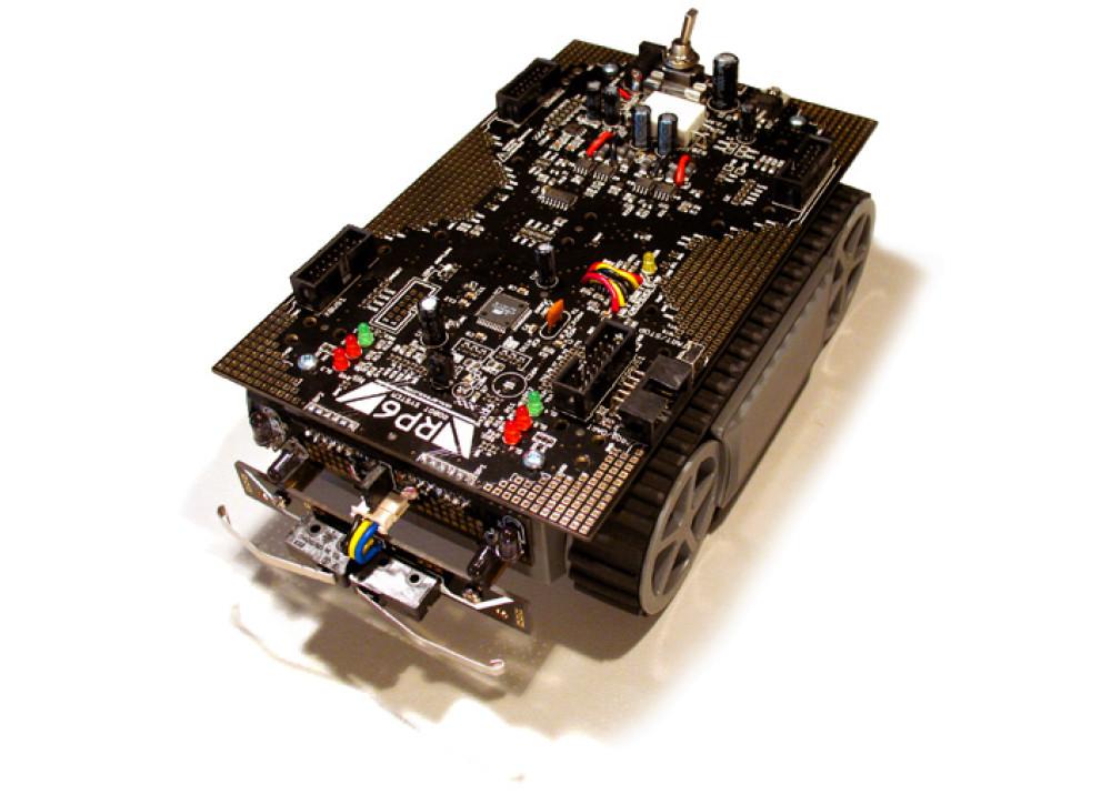 AREXX RP6 ROBOT NO191524