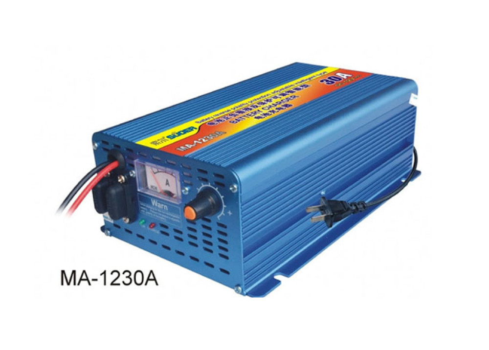 Suoer Battery Charger MA-1230A 12V 30A