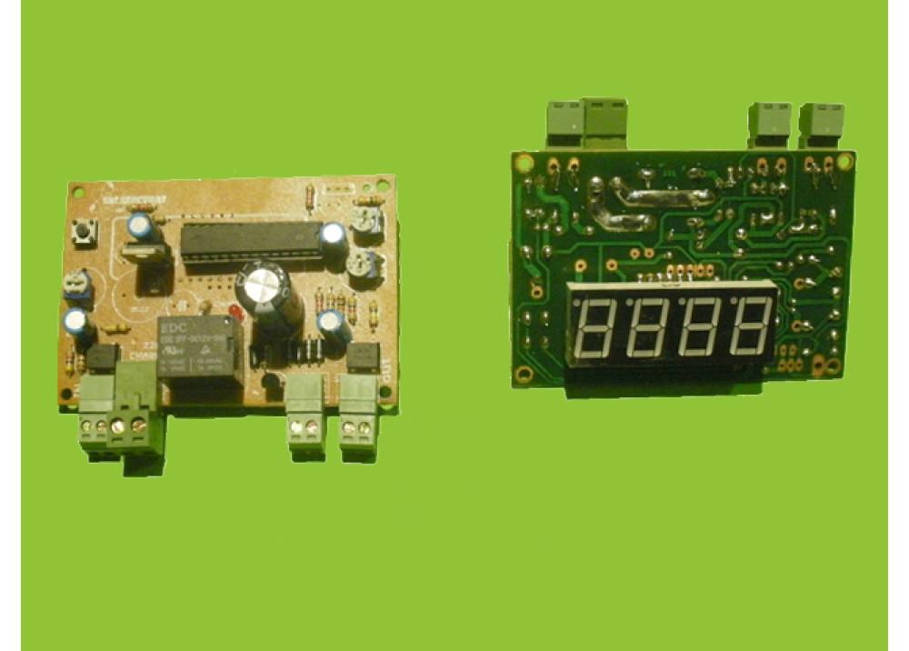Auto DisCharge Circuit 12V DIGITAL