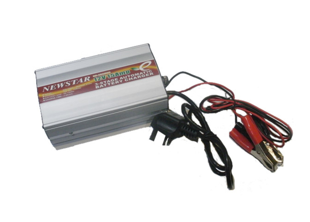 BATTERY CHARGER NEWSTAR 35-1215HC 12V 15A