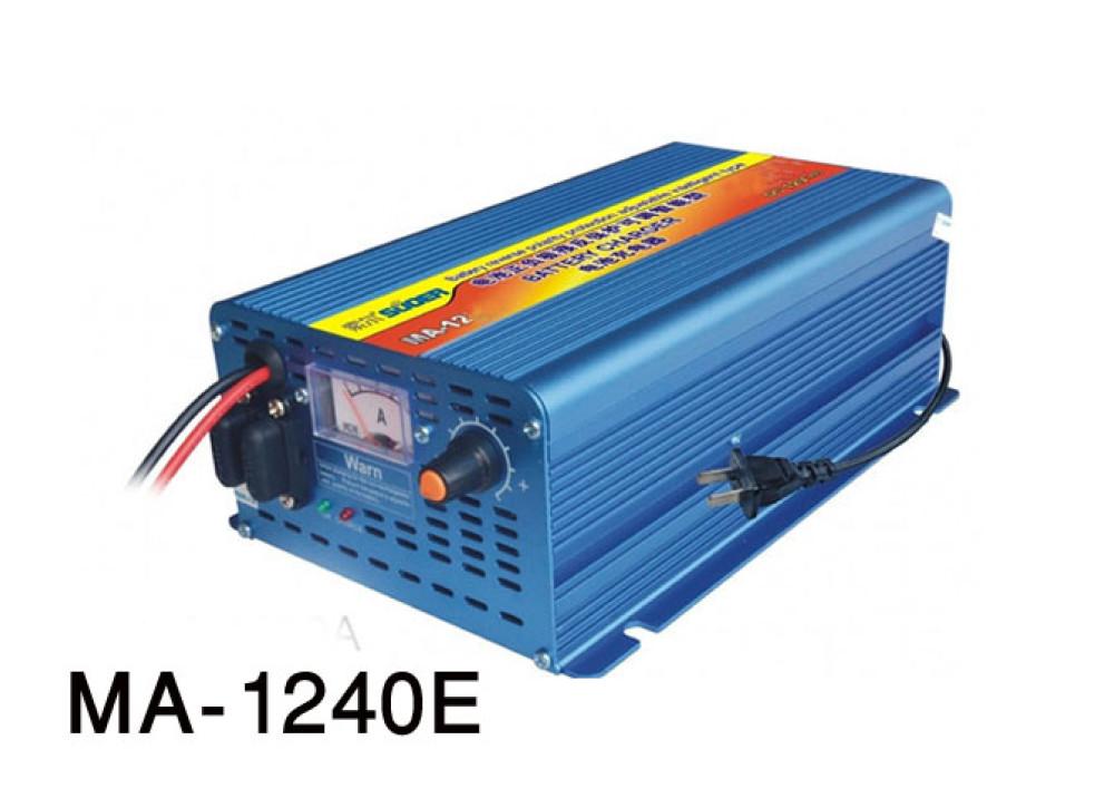 Suoer Battery Charger MA-1240E 12V 40A