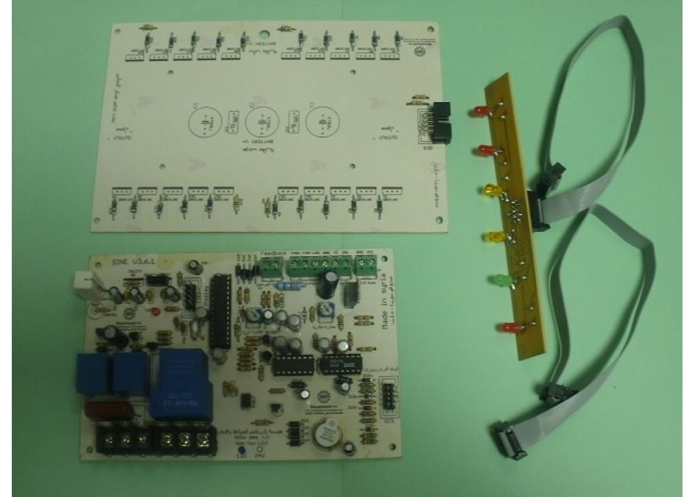 Inverter Kit 12V SINE-V3.6.1 High Speed Line Interactive