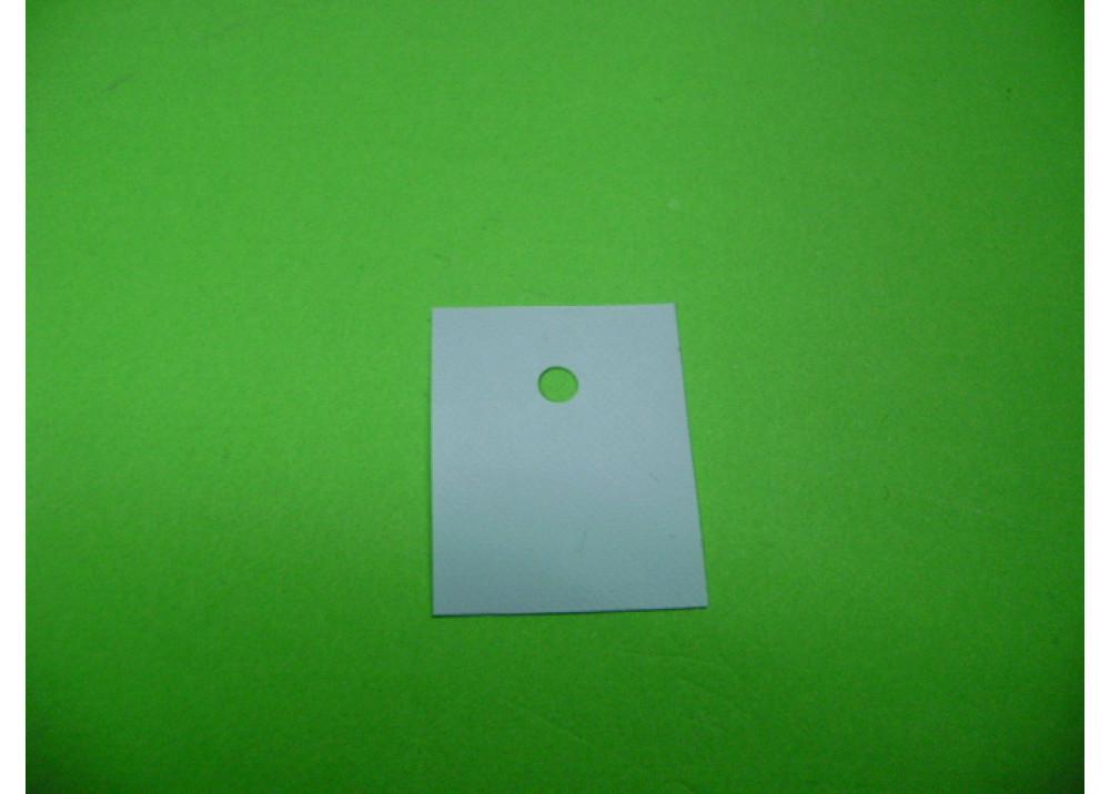 Silicone Rubber Insulator TO-247