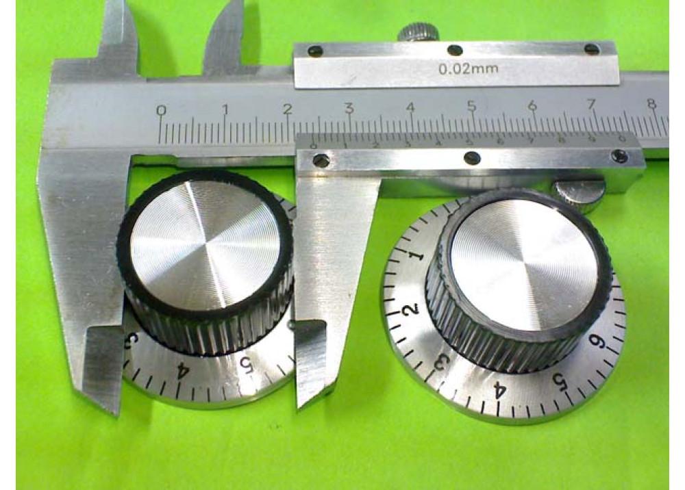 Digital Dial Potentiometer Knob C4 24mm