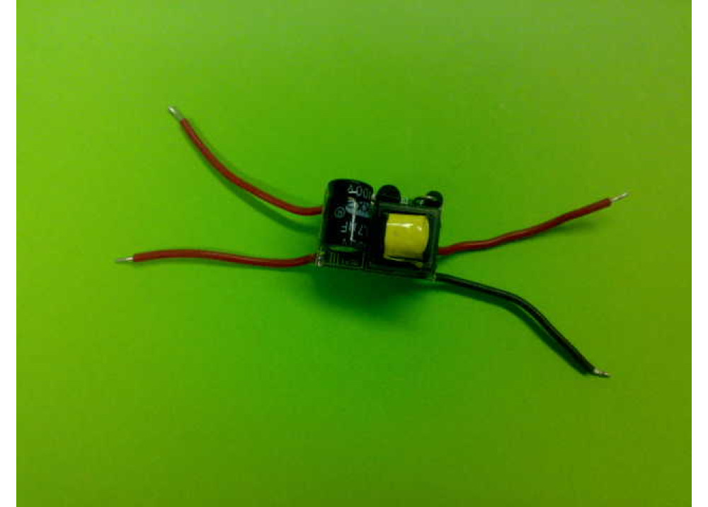LED SUPORT 220V 12V 600mA