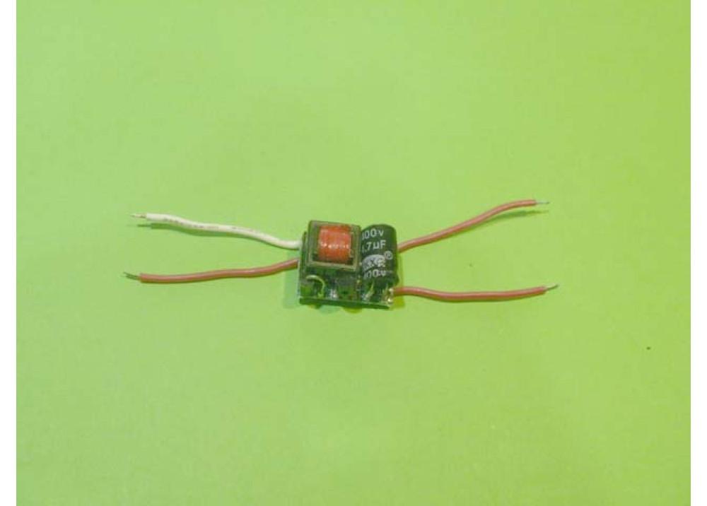 LED-DRIVER 1X1W 220V