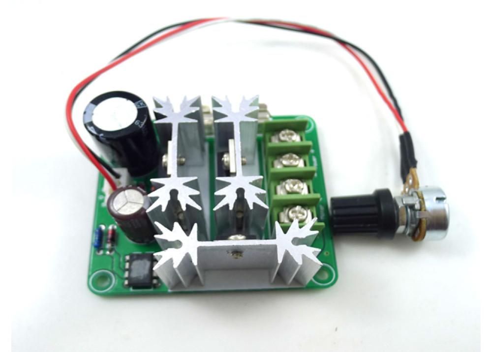 PWM DC Motor Speed  Control  6V~90V 15A