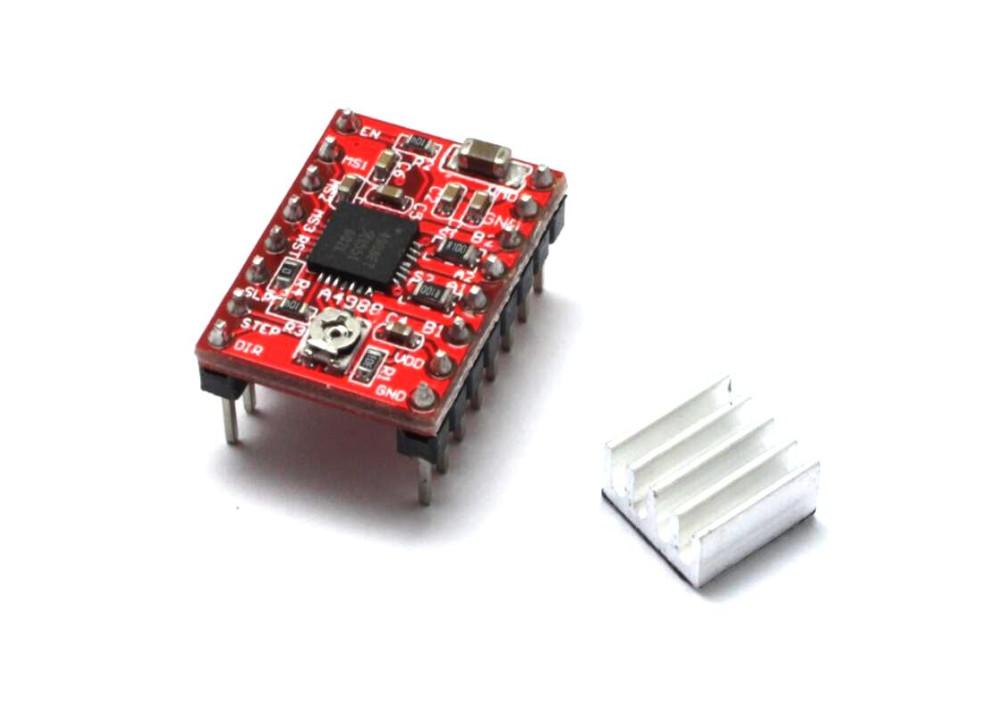 A4988 Reprap Step Motor Driver Module import chip3D Printer