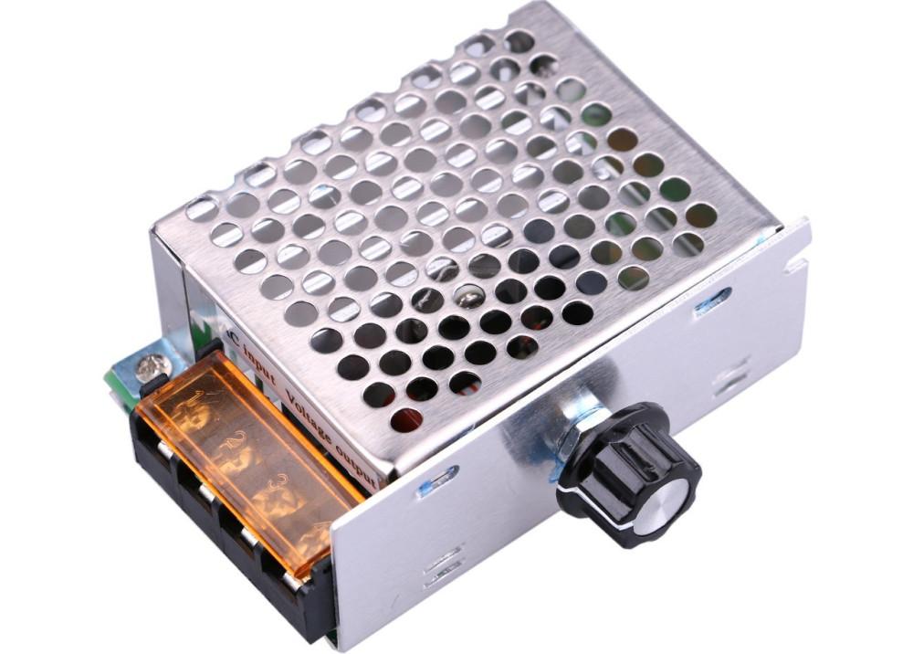 PWM AC Motor Speed Control 4000W 220V