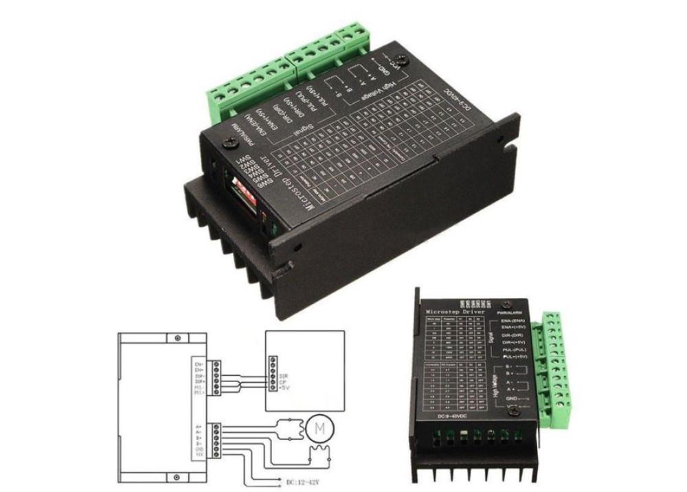 Stepper Motor Driver Controller TB6600-4A