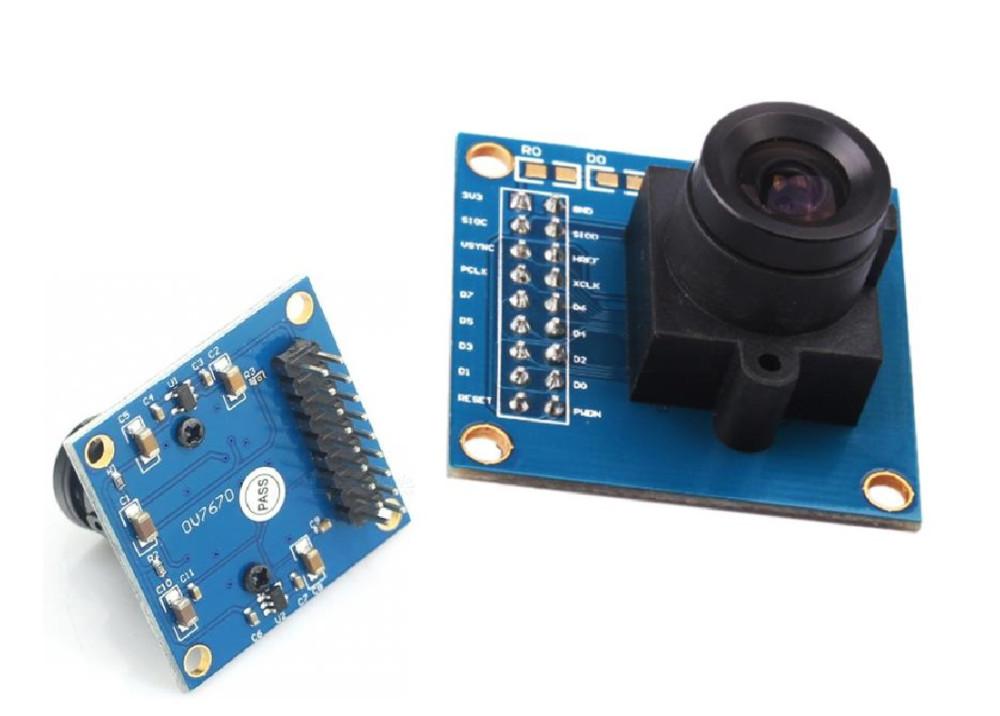 Arduino OV7670 640 x 480 VGA CMOS Camera Module