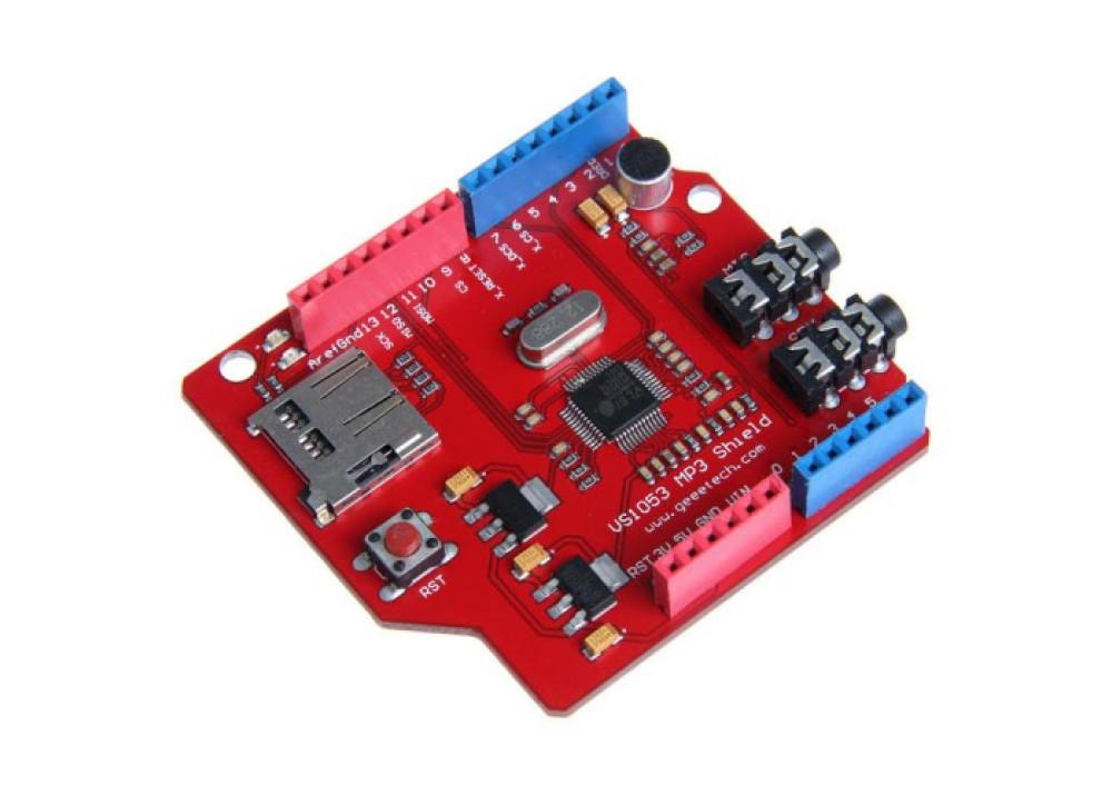 MP3 Shield  VS1053 Module for Arduino