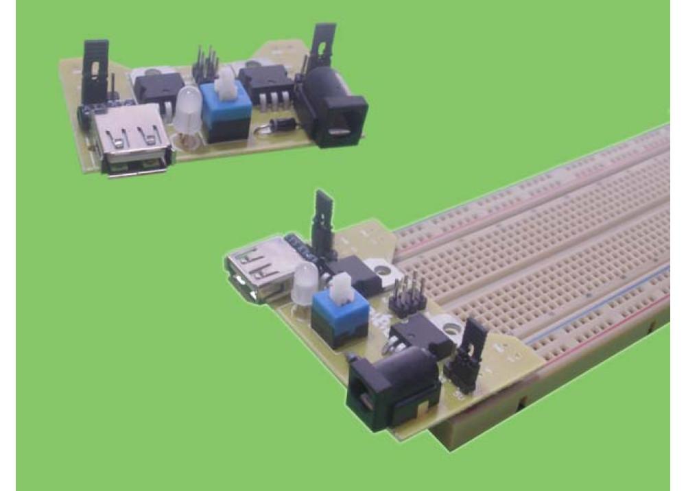 atc POWER SUPPLY TESTBOARD 5V&3.3V