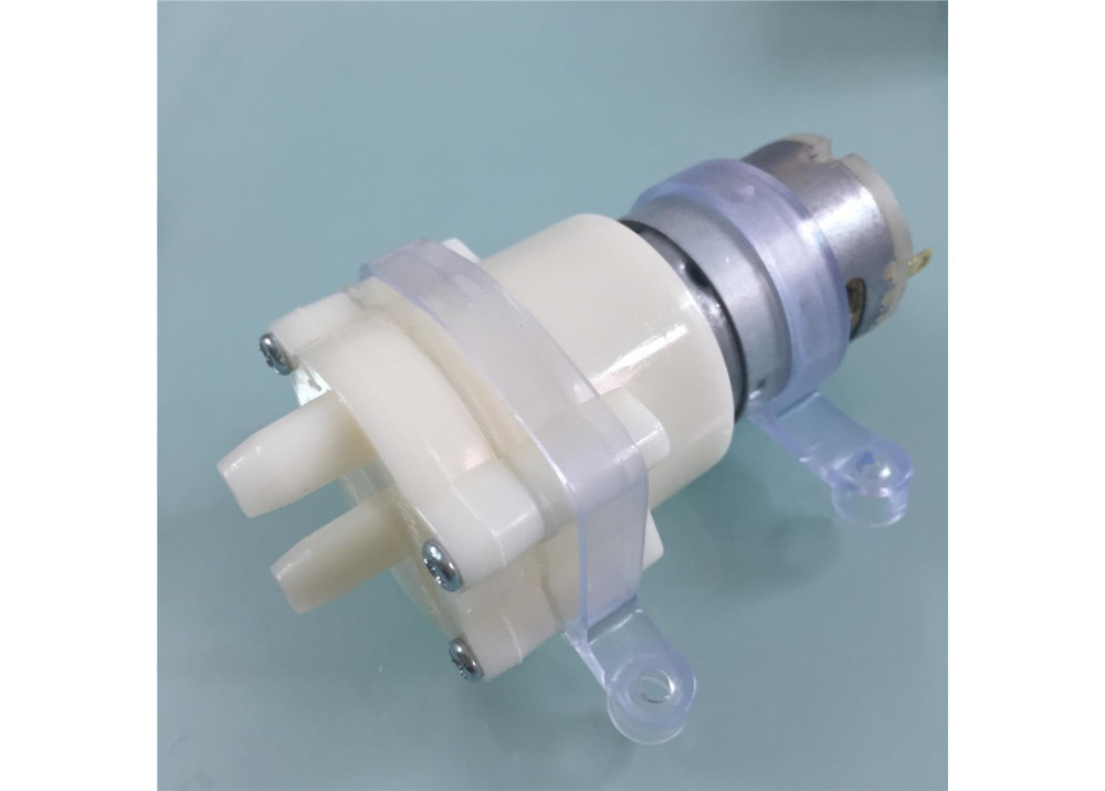 R-365 Mini DC 12V Water Pumping Motor Reversible Gear Aquarium Pump
