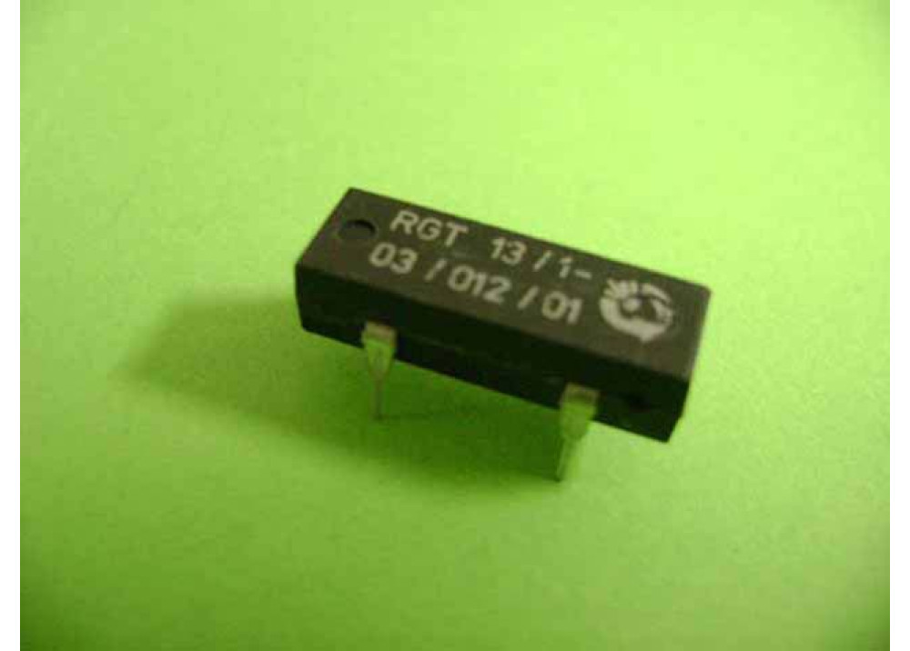 REED RELAY 12V 1A 4P