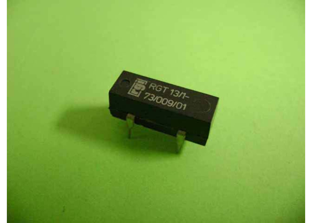 REED RELAY 9V 1A 4P