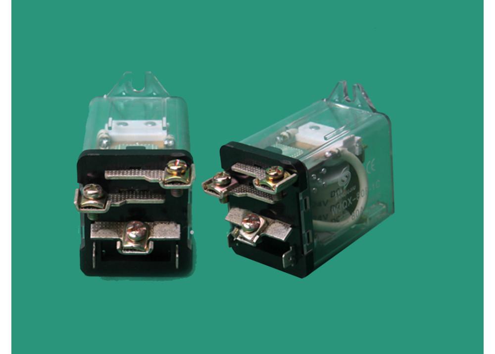 RELAY POWER WJQX-80F-1C-24V 80A 5P