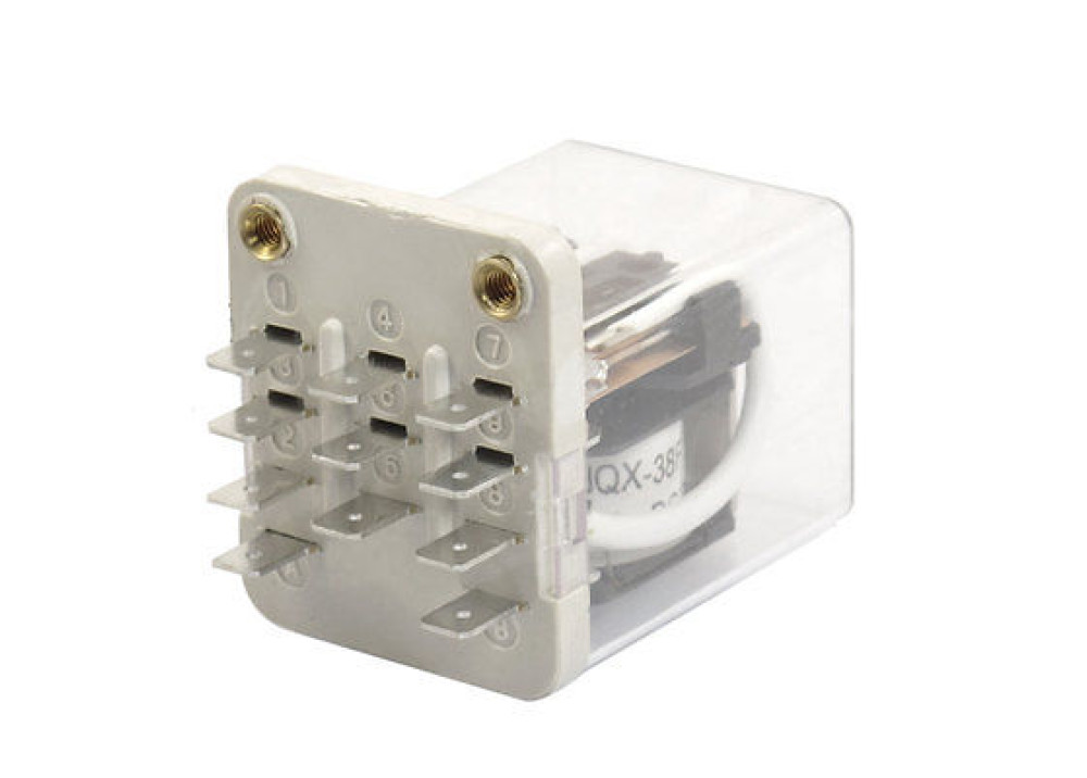 RELAY POWER 24V 30A 11P JQX-30A-3C-24VDC