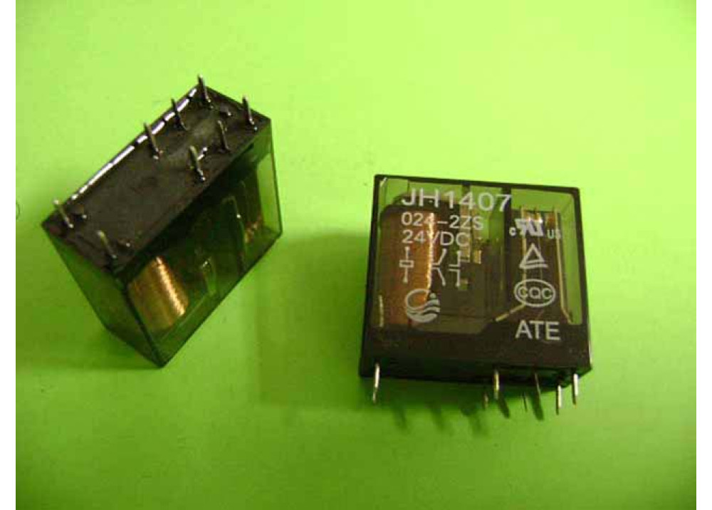 RELAY JH1407 24V 8A 8P