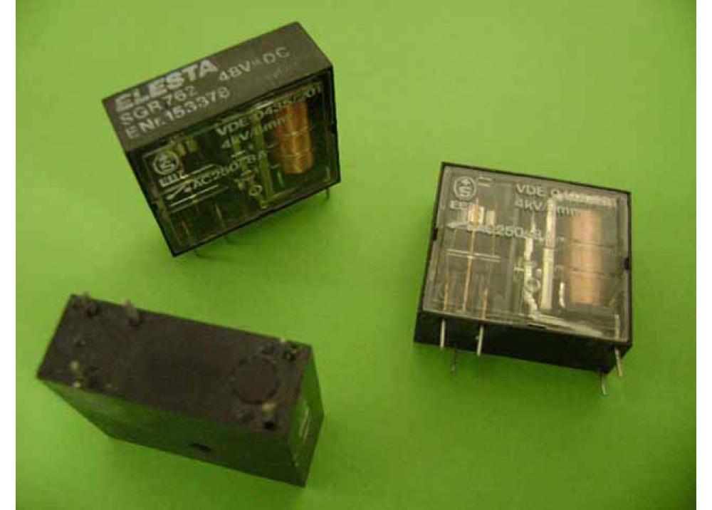 RELAY ELESTA 48VDC 8A 5P