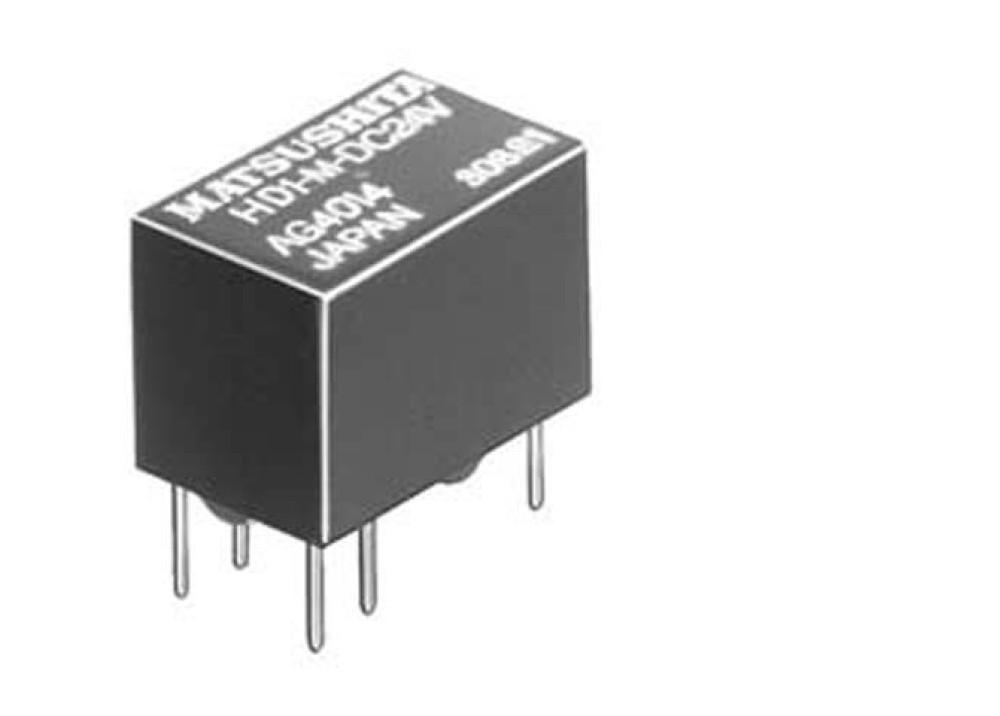 RELAY NATIONAL HD1-M-DC5V 5V 1A 6P