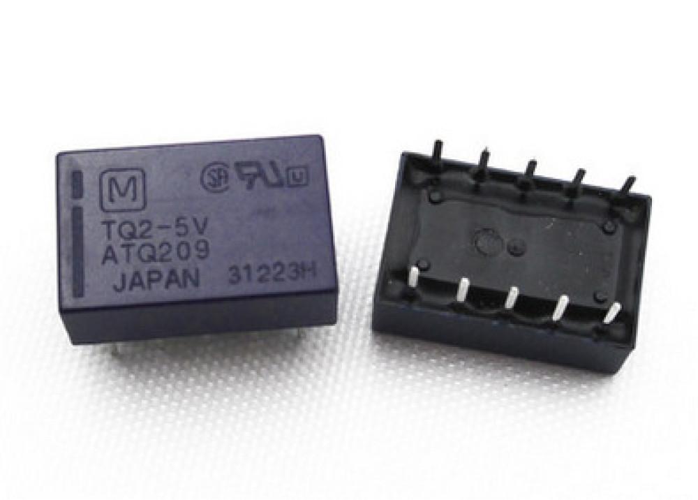 RELAY  TQ2-5V 1A 2C