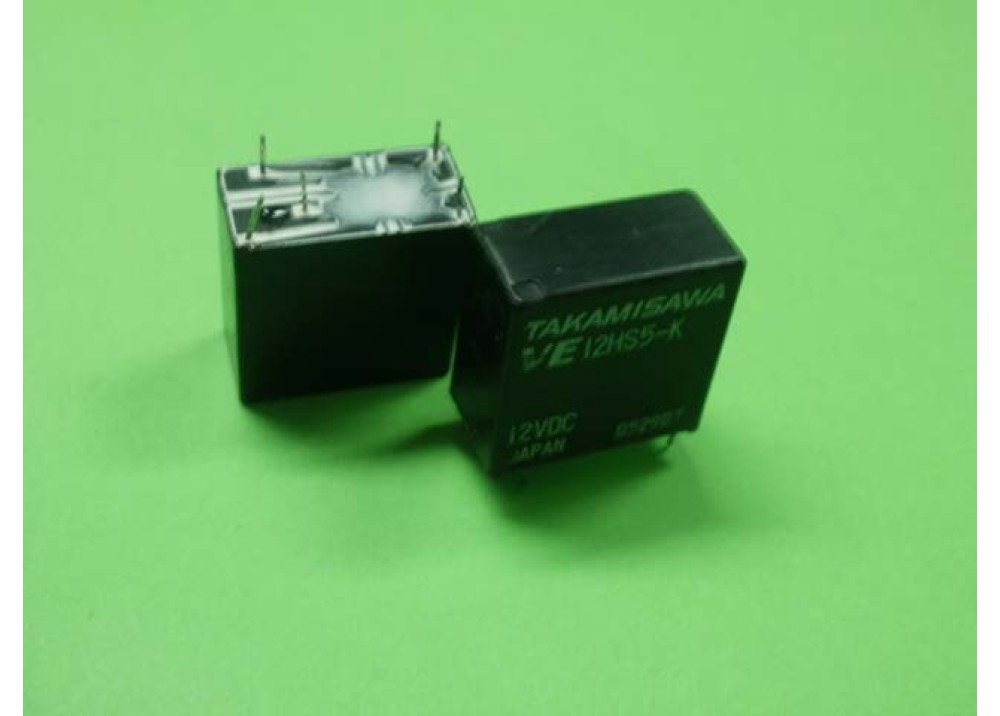 RELAY VE12HS5-K 12V 5A 5P