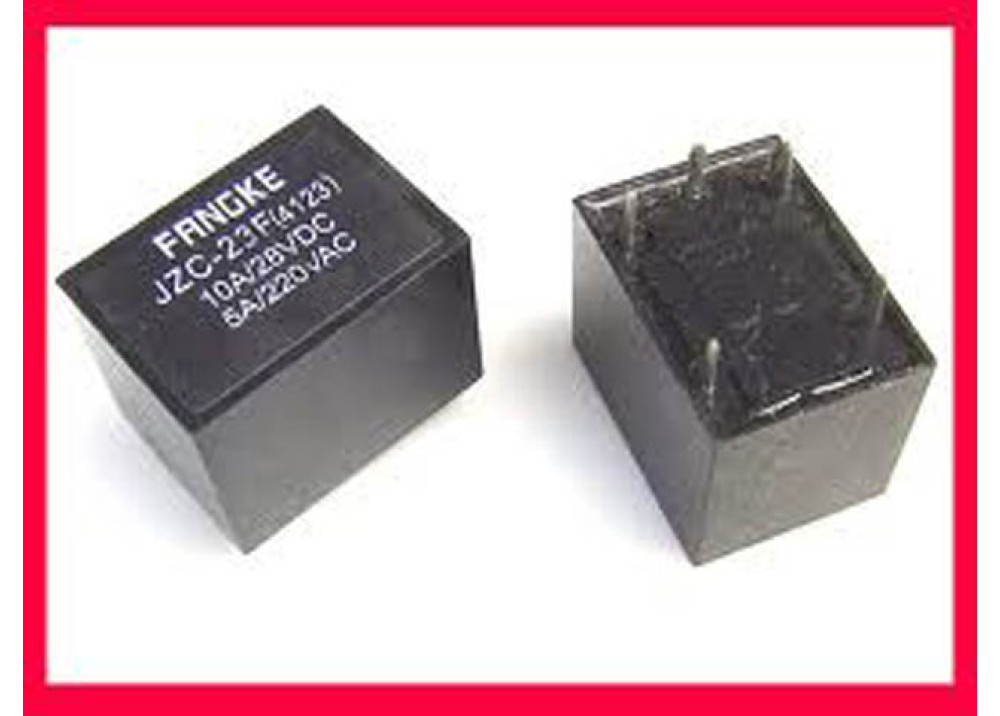 RELAY JZC-23F T73 9V 10A 5P