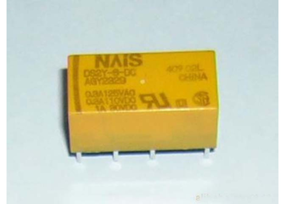 RELAY NAIS 30V 1A 8P