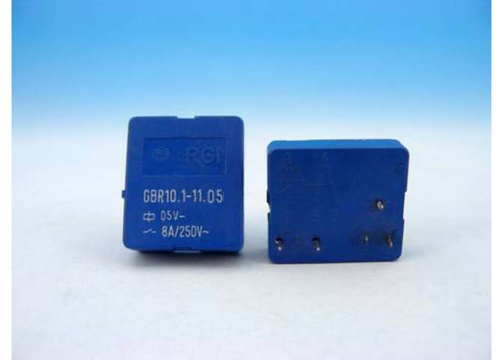 Relay GBR10.1-11.05 8A 250V DC24V 5P