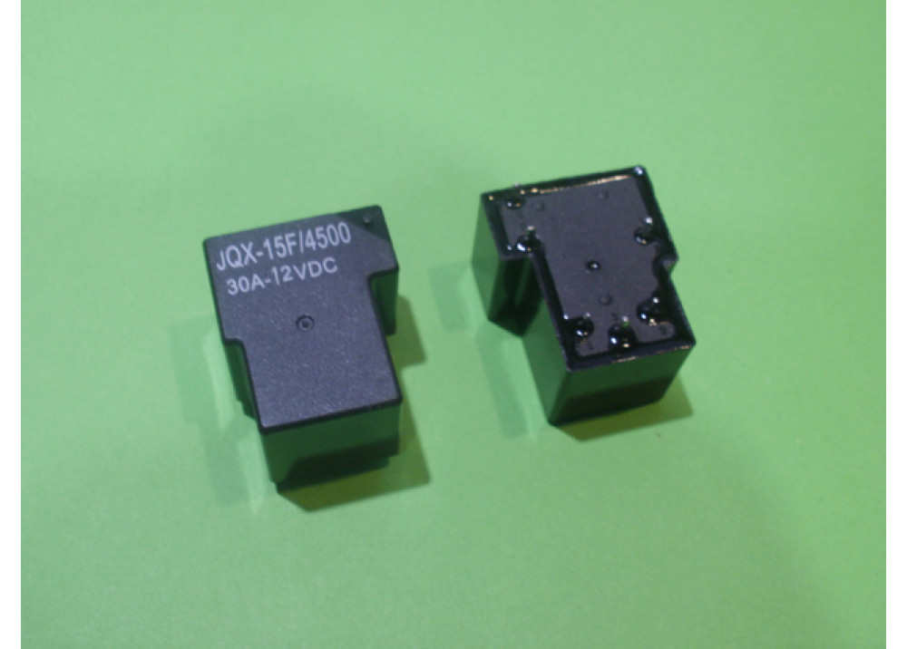 RELAY  T90 12V 30A 6P JQX-15F/4500