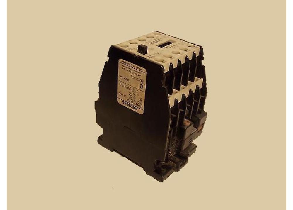 Siemens 3TH83 55-0A Contactor Relay 5NO/5NC Coil 50Hz 220v 60Hz 264v 10AX5