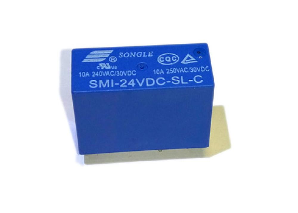 RELAY SONGLE 14F SMI-24VDC-SL-C 24V 10A 5P