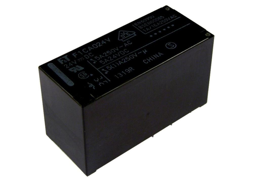 Fujitsu FTR-F1CL024R RELAY 24V 8A 8P