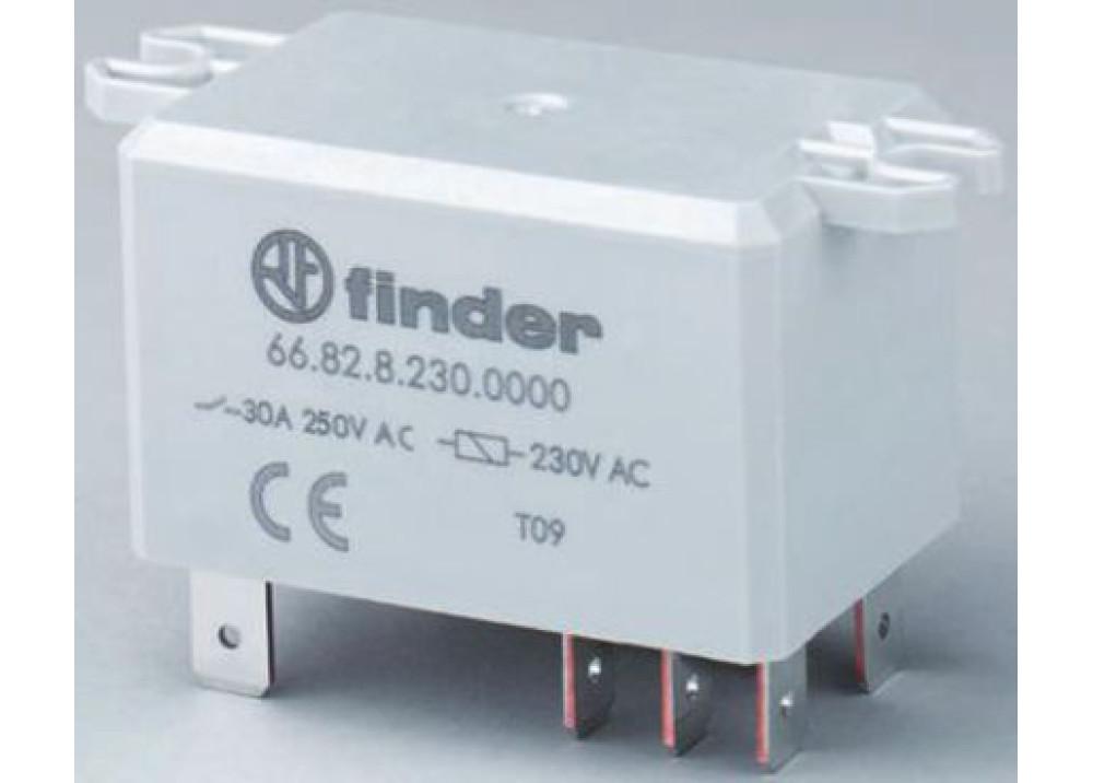RELAY FINDER 230V 30A (66.82.8.230)