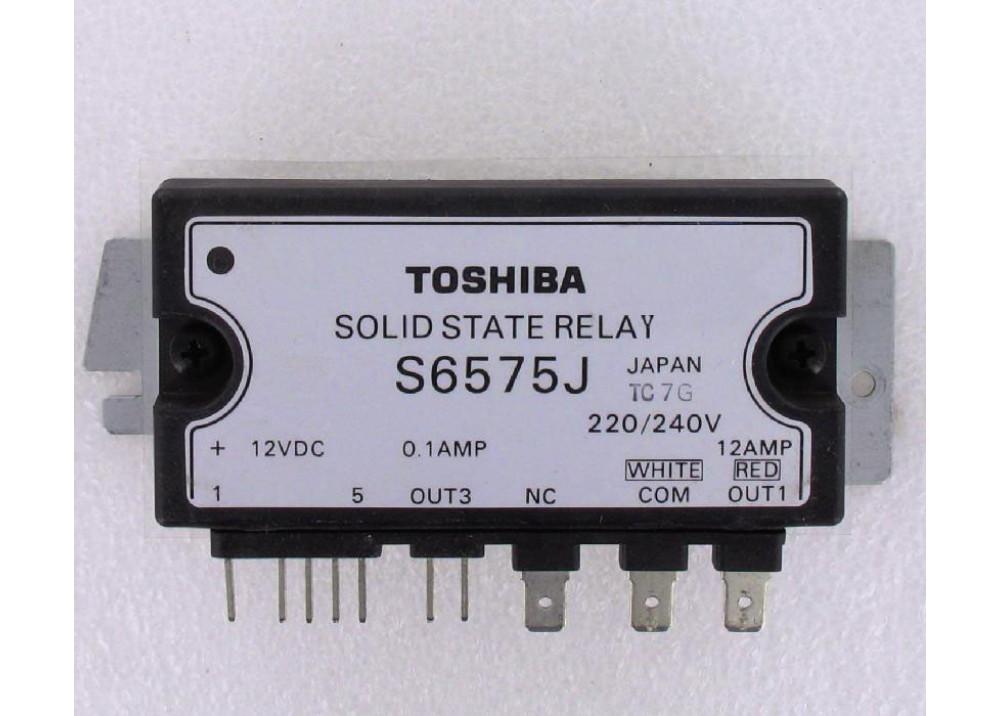 SSR S6575J 250V 12A