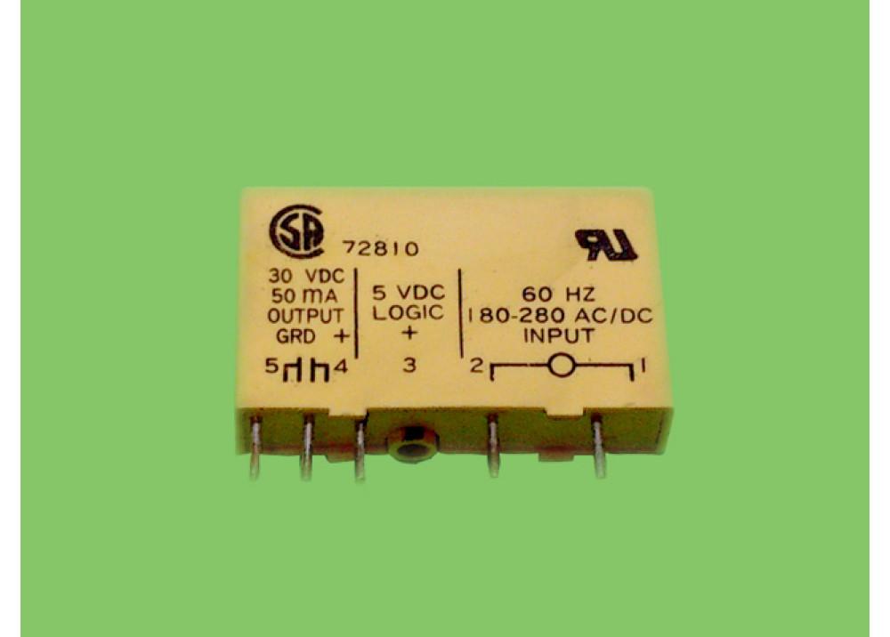 SSR IM5S 180-280VAC 5VDC 30VDC 50