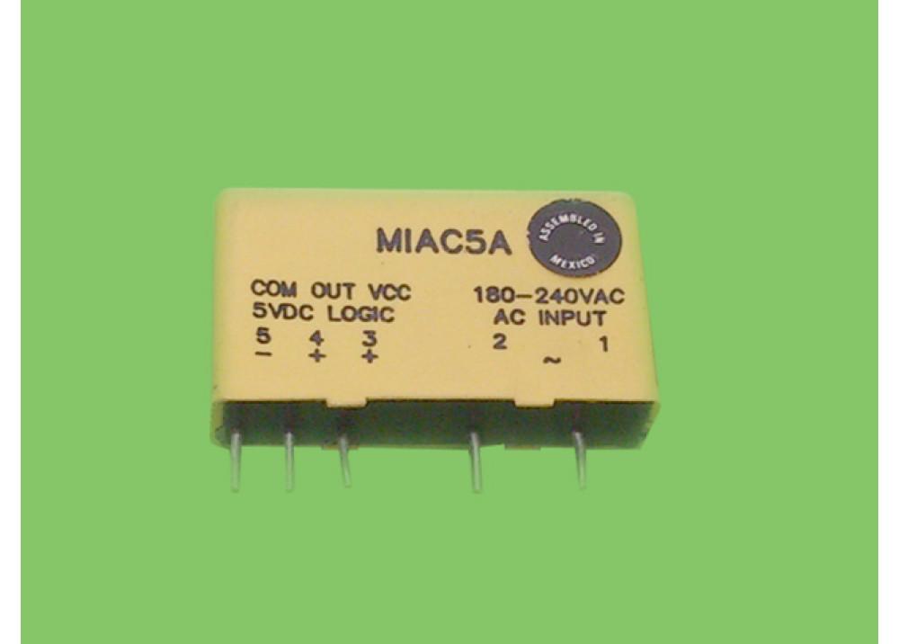 SSR-MIAC5A-240VAC 5VDC